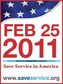 Save Service Widget