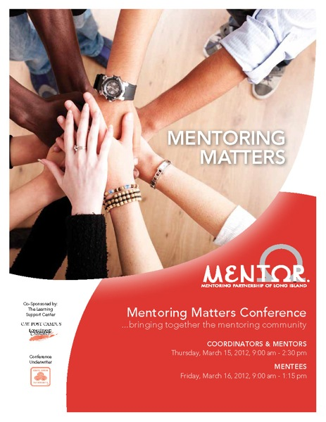 2012 Mentoring Matters Conference