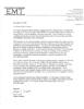 Emt Rec Letter
